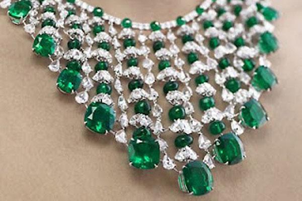 5 mẫu dây chuyền kim cương đắt giá nhất thế giới