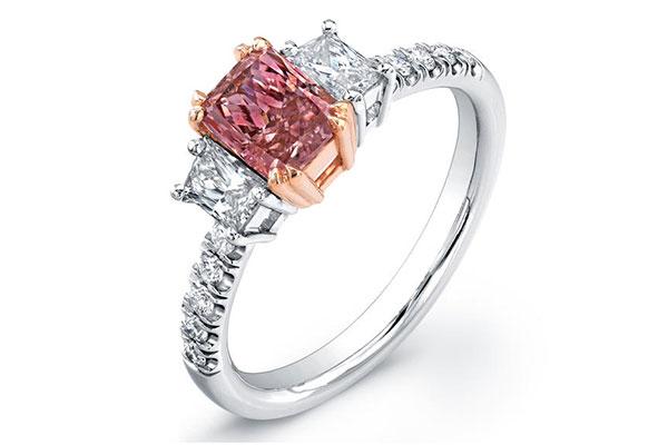 12 mẫu nhẫn đính hôn tuyệt đẹp dành cho phái nữ