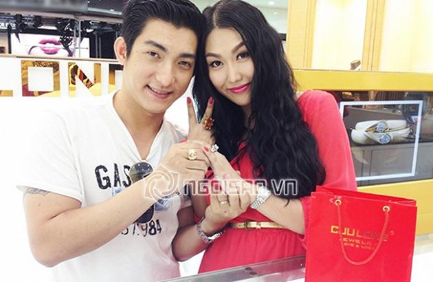 Chiêm ngưỡng nhẫn cưới tuyệt đẹp của Phi Thanh Vân
