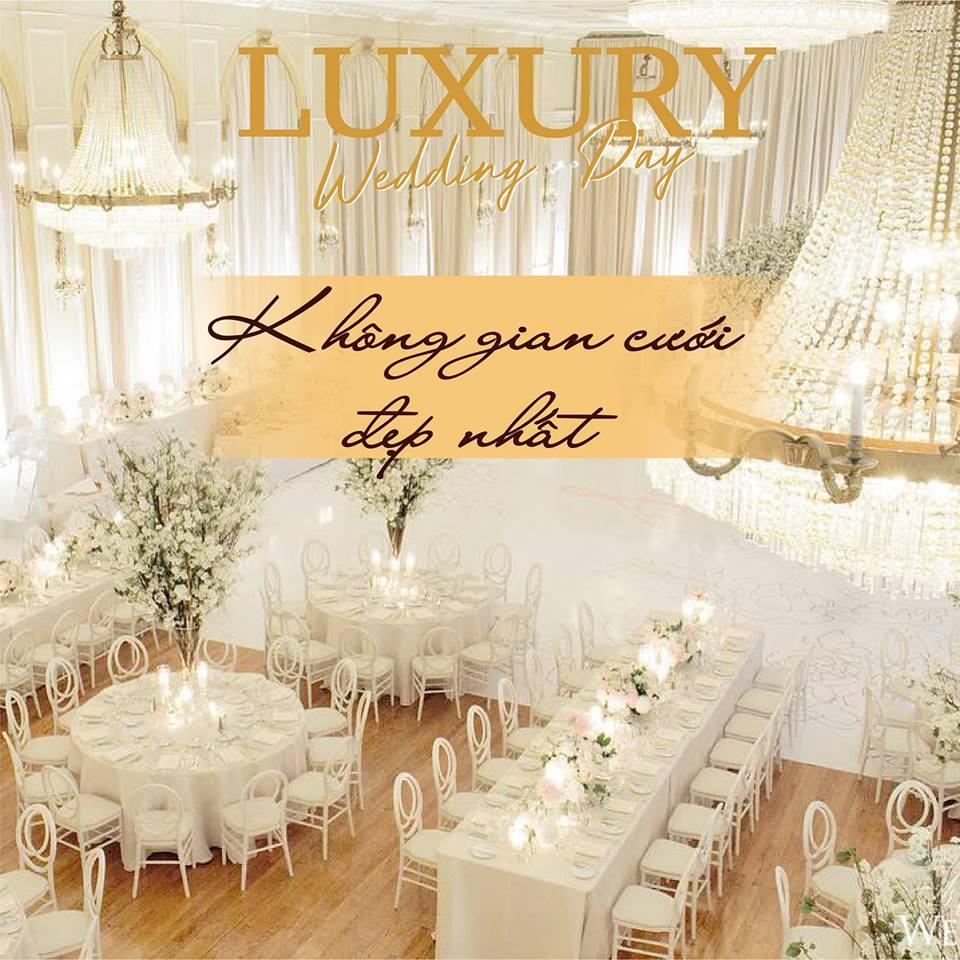 Cơ hội mua sắm cưới lớn nhất đầu năm 2018!
