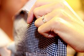 Hiểu đúng về nhẫn đính hôn và nhẫn cưới