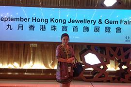 Hội chợ trang sức tại Hong Kong 2013