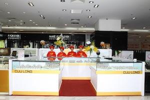 Cửu Long Jewelry: Khai trương shop Vincom Hồng Phát