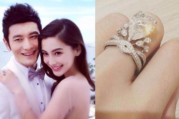 Tổng hợp những mẫu nhẫn cưới đẹp của những người nổi tiếng