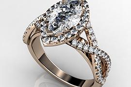 Nguyên tắc khi mua nhẫn đính hôn
