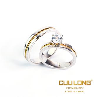 Nhẫn cưới HB400207