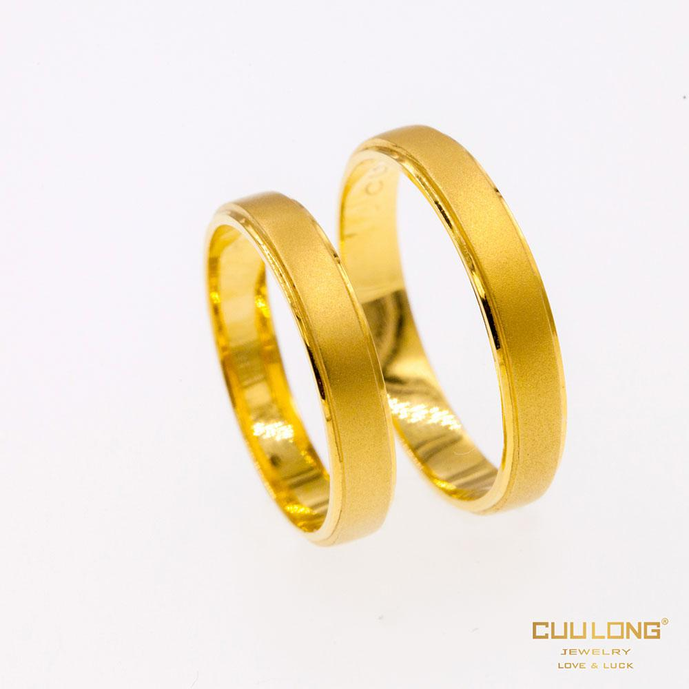 Cửu Long Jewelry: Sáng tạo để nhẫn cưới trơn thu hút hơn