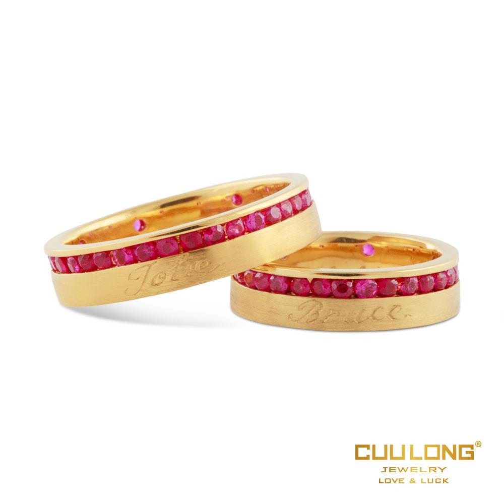Nhẫn cưới 01