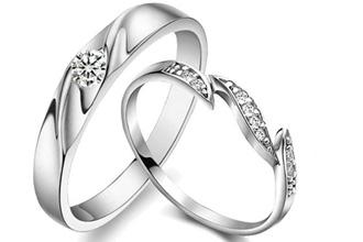 Rụng tim với 3 kiểu nhẫn cưới vàng trắng mới nhìn đã thích mê