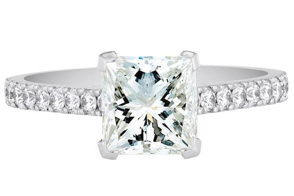 Bộ sưu tập nhẫn đính hôn dành cho những nàng công chúa xinh đẹp