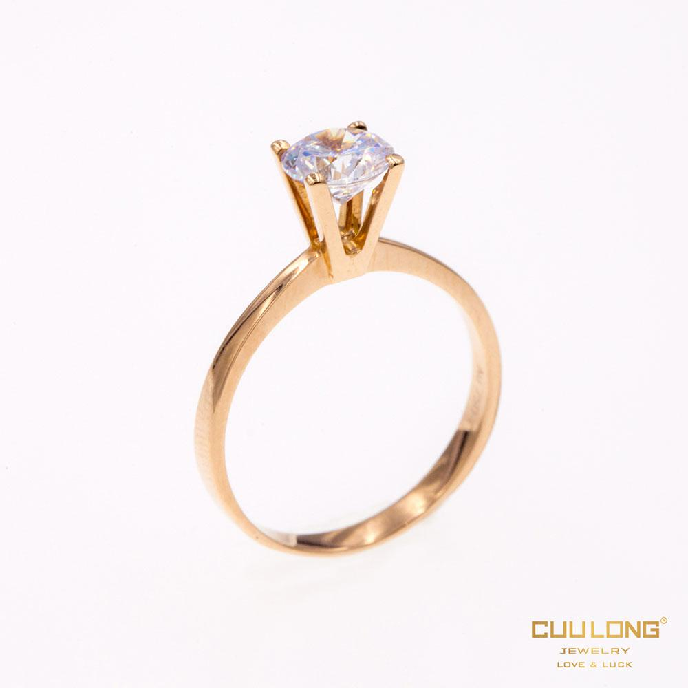 Tha hồ làm điệu với nhẫn kim cương sang trọng từ Cửu Long Jewelry