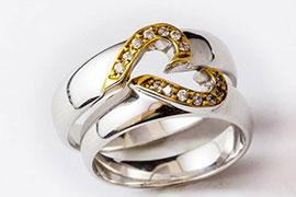 Những kiểu nhẫn cưới được lựa chọn nhiều