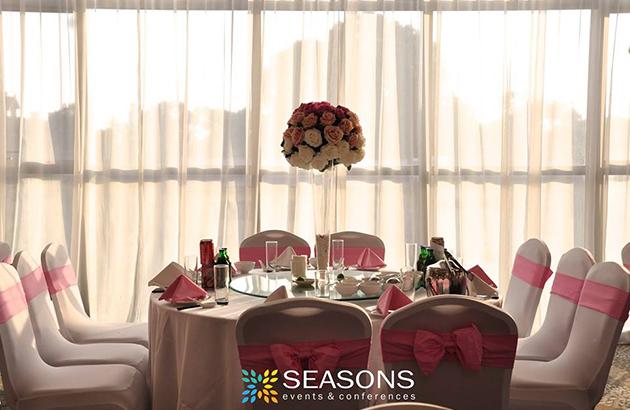 Trung tâm hội nghị & tiệc cưới Seasons