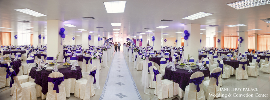 Sảnh tiệc cưới THANH THUY PALACE