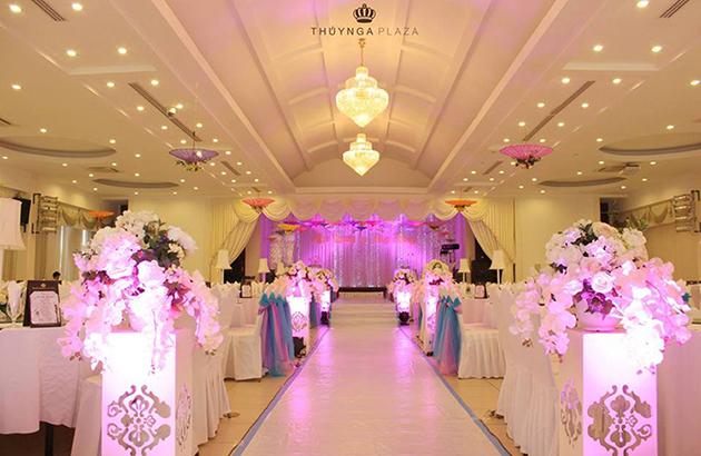 Trung tâm tiệc cưới Thúy Nga Plaza