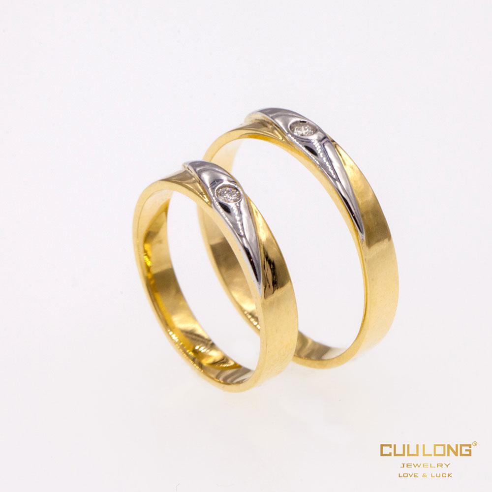 Nhẫn cưới CLJ4748