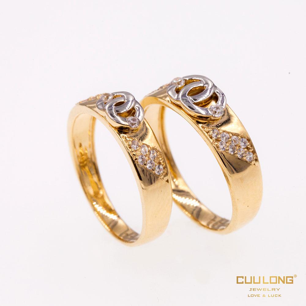 Nhẫn cưới CLJ5758