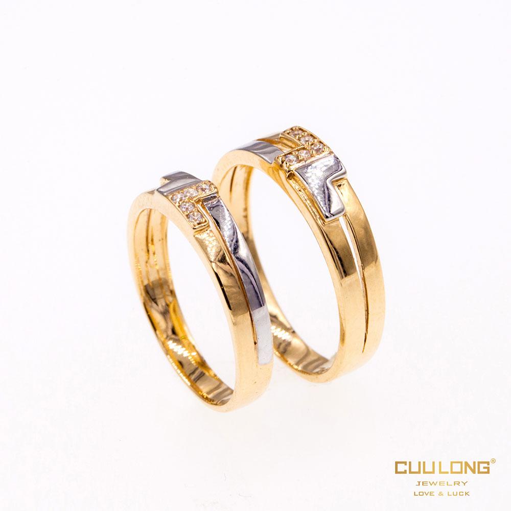 Nhẫn cưới CLJ5960