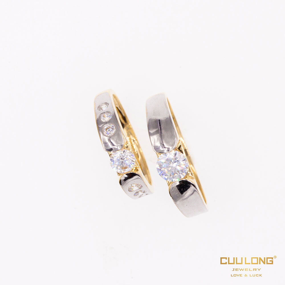 Nhẫn cưới CLJ6162