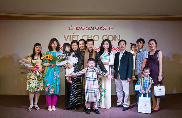 Lễ trao giải cuộc thi Viết Cho Con