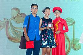 Cửu Long trao giải tại triển lãm Thế giới tiệc cưới