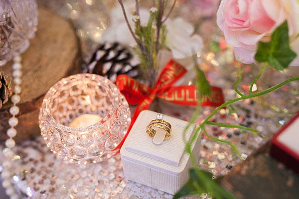 Tư vấn chọn nhẫn cưới vừa túi tiền