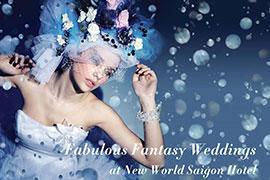 Wedding Fair 2014 - Đêm tiệc huyền ảo và sang trọng