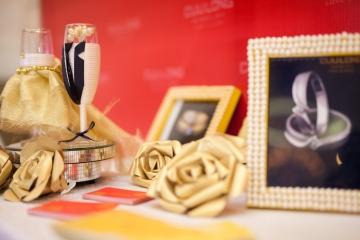 Cửu Long Jewelry tại The Art of Wedding