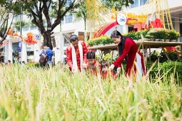 Gia đình Hùng Cửu Long du Xuân 2015