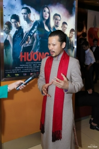 Ra mắt phim Hương Ga