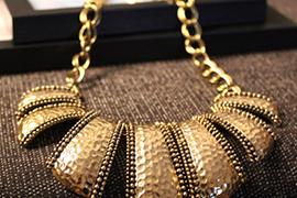 2014: Trang sức mạ vàng lên ngôi