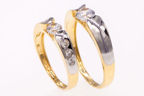 Tình thu 2017 – Lựa chọn nhẫn cưới đơn giản mà sang trọng từ Cửu Long Jewelry