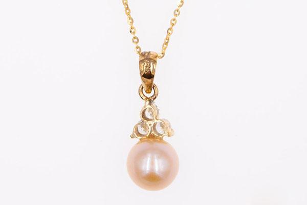 Sang trọng và cuốn hút với trang sức ngọc trai Cửu Long Jewelry