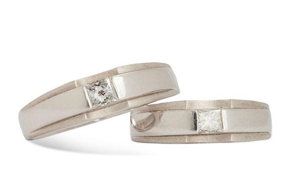 Cập nhật xu hướng cưới mới với nhẫn cưới trắng Cửu Long Jewelry