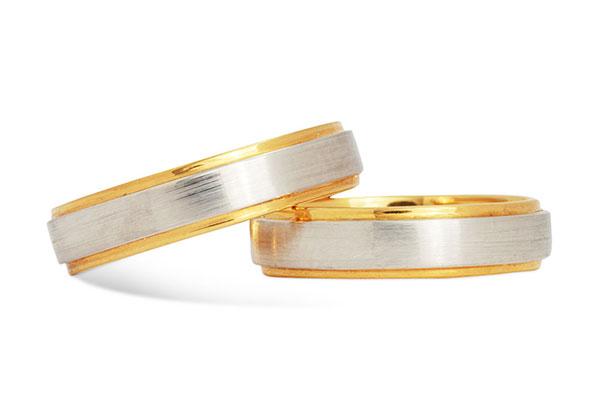 Nhẫn cưới trơn giá rẻ - Lựa chọn tuyệt vời cho cặp đôi