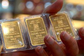 Bị cấm vẫn vô tư mua bán vàng miếng