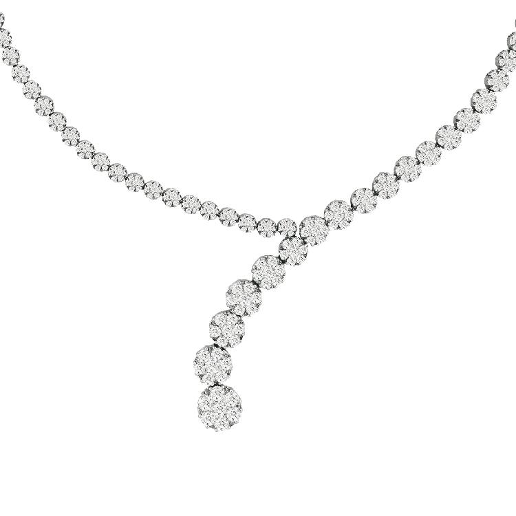 Bí quyết chọn vòng cổ kim cương từ Cửu Long Jewelry