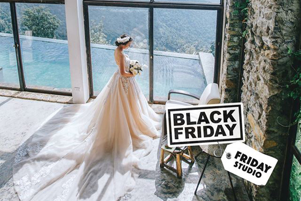 Black Friday tại Friday Studio