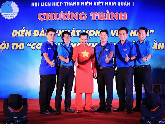Chương trình Khát Vọng Việt Nam 2015