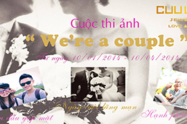 "Cuộc thi ""We're a couple"" cùng Cửu Long Jewelry"