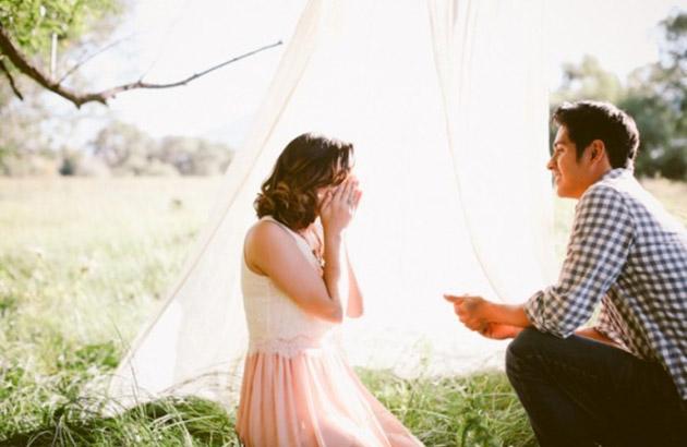 Chia sẻ lời cầu hôn nhận ngay nhẫn kim cương