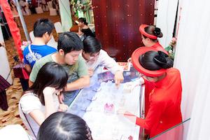 Tham quan Hội chợ cưới tiết kiệm nhận ưu đãi từ trang sức Cửu Long