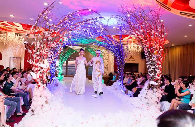 Đêm hội Dạ Tiệc Yêu - sự kiện cưới hoành tráng