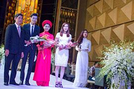 Review: Đêm tiệc huyền ảo sang trọng - New World Sài Gòn Hotel 2014