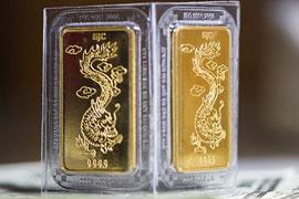 Điểm lạ của giá vàng trong nước