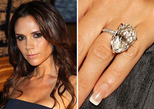 11 chiếc nhẫn đính hôn đẹp và nổi tiếng nhất thế giới