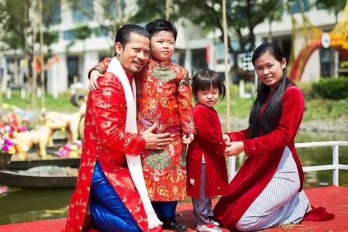 Gia đình doanh nhân Hùng Cửu Long
