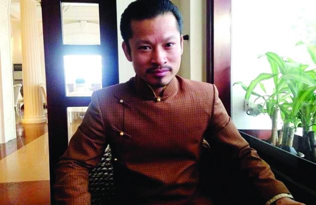 Hùng Cửu Long: Cặp kè bà Tưng là tai nạn