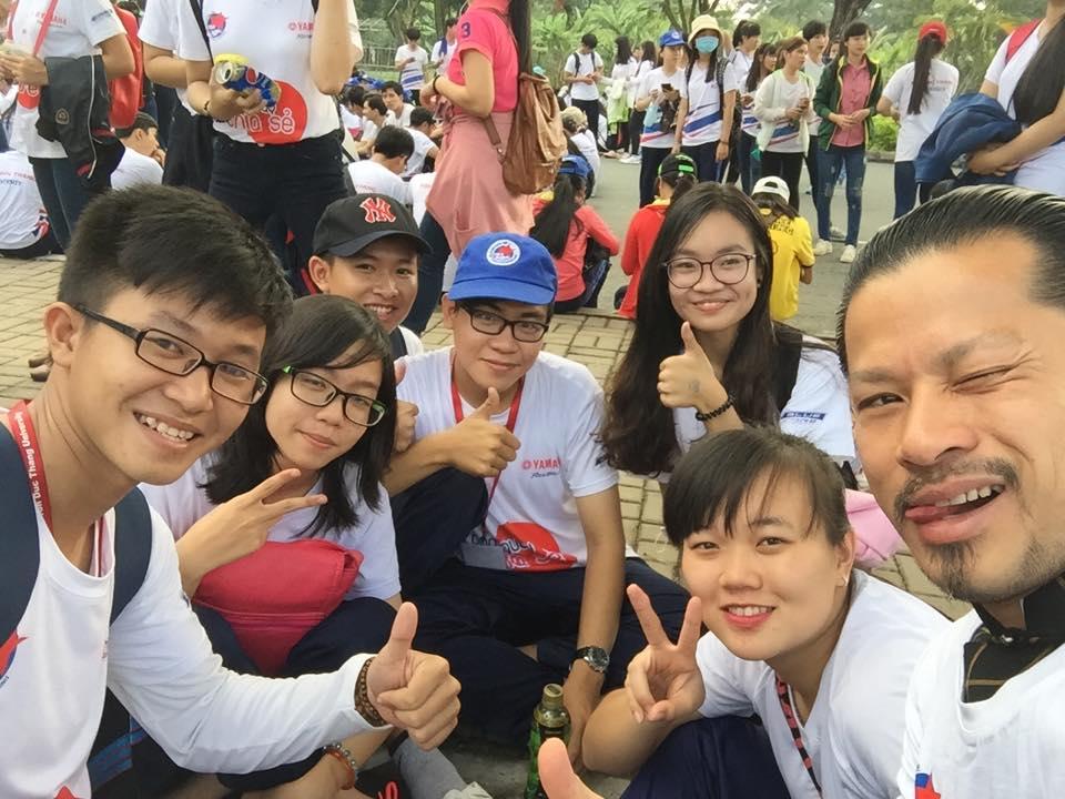 Hùng Cửu Long cùng chia sẻ khát vọng thành công nhân ngày Doanh nhân Việt Nam