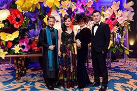 Hùng Cửu Long hội ngộ sao Việt trong đêm tiệc Pure Gourmet